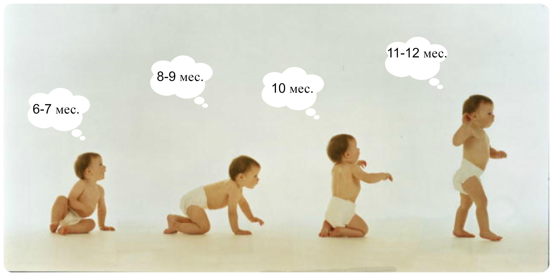 развитие малыша